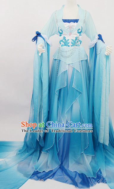 Traditional Chinese Royal Hanfu Clothing Classical Empress Costumes Complete Set for Women