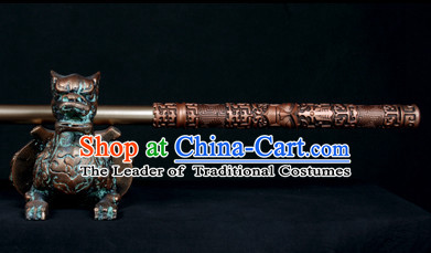 Top Traditional Monkey King Golden Cudgel for Film Use