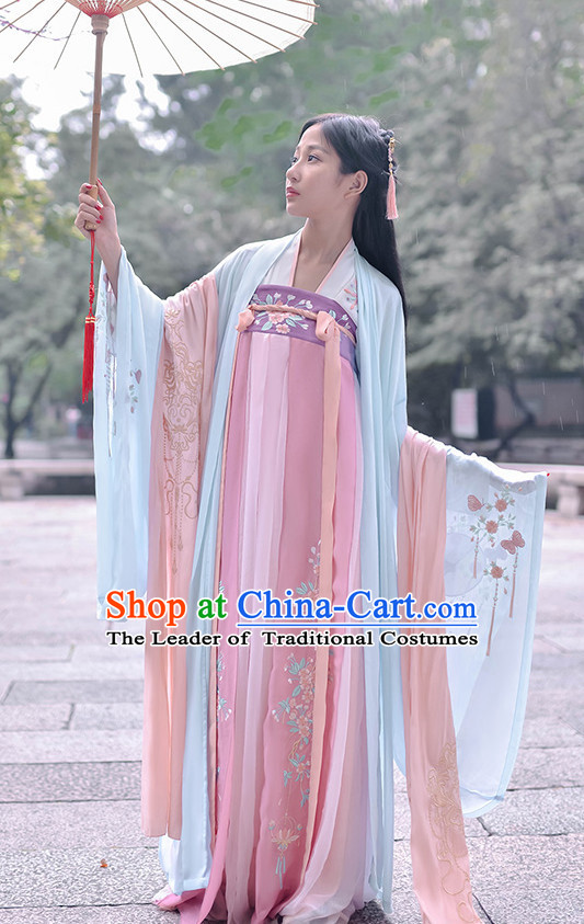 Image result for chinese hanfu