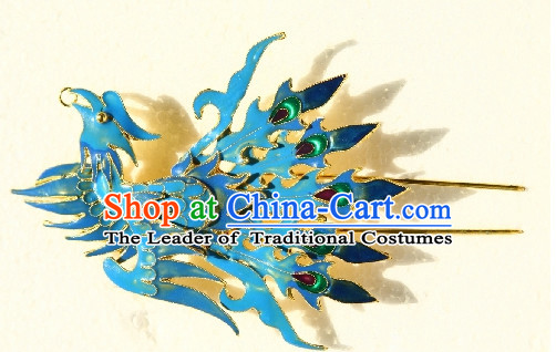 Custom Made Quene Crown Empress Hairpins Hair Accessories Hairstyle Chinese Oriental Hairstyles Headpieces