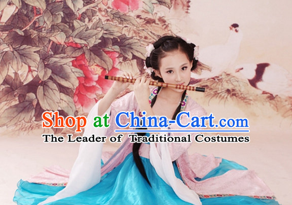 Chinese Traditional Empress Garment Clothing Complete Set