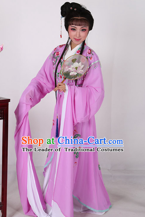 Chinese Opera Costumes Stage Performance Costume Chinese Traditional Costume Drama Costumes Complete Set for Women