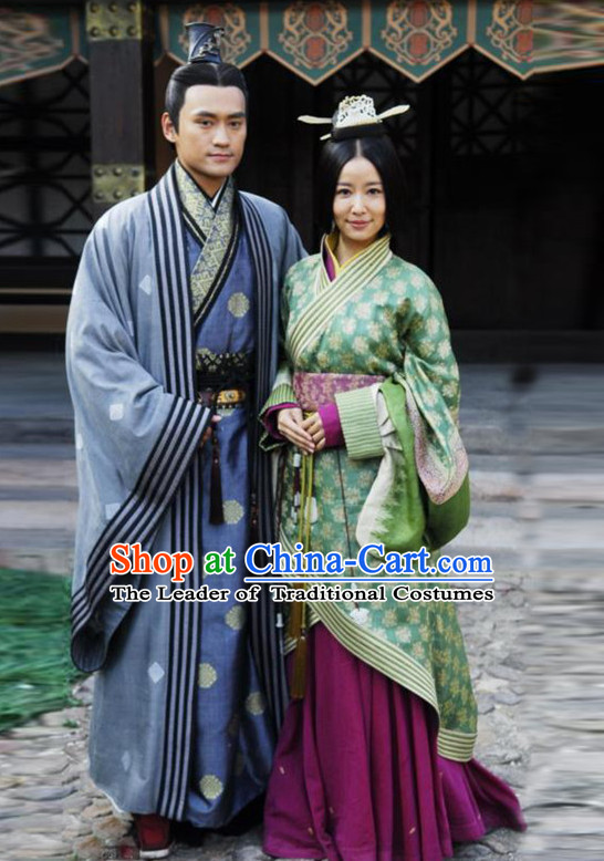 Top Chinese Traditional Prince Clothing Theater and Reenactment Costumes Red Chamber Chinese Clothes and Headpieces Complete Set for Men