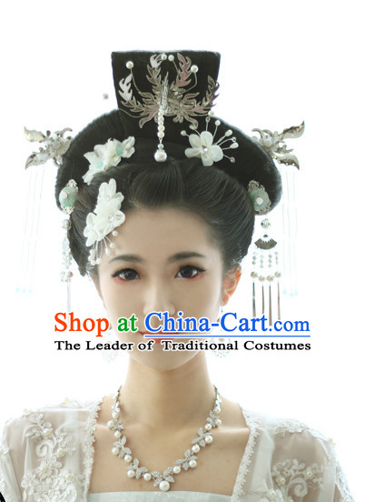 Ancient Chinese Empress Hair Jewelry Headpieces Hair Decorations Pins