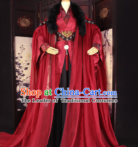 China Emperor Costume Chinese Costume Dramas Prince of China Empresses in the Palace Ancient Han Fu Clothing Complete Set