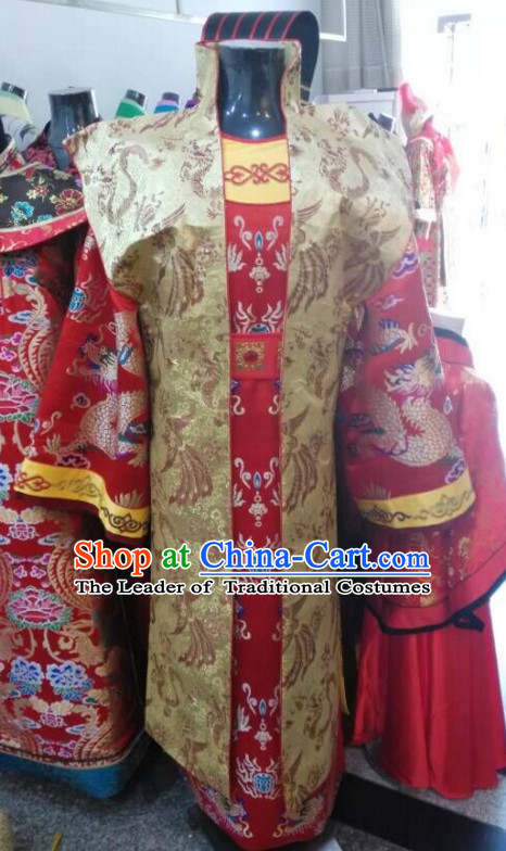 Chinese Ancient Emperor Robe