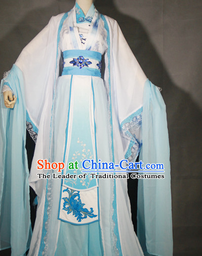 Royal Palace Imperial Empress Hanfu Hanzhuang Han Fu Han Clothing Traditional Chinese Dress National Costume Complete Set for Women or Girls