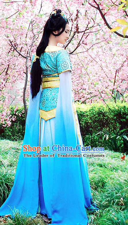 Ancient China Princess Imperial Dance Wear Traditional Costumes High Quality Chinese National Costume Complete Set for Women