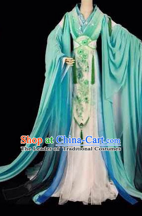 Chinese Classical Empress Garment Hanfu Clothes Complete Set