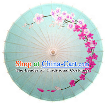Asian Dance Umbrella China Handmade Classical Butterfly Umbrellas Stage Performance Umbrella Dance Props