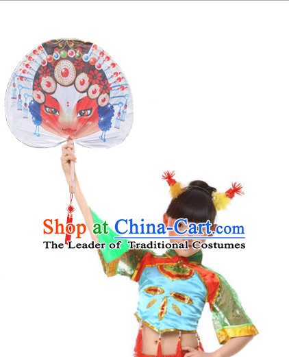 Chinese Stage Performance Dance Fans Dancing Fan