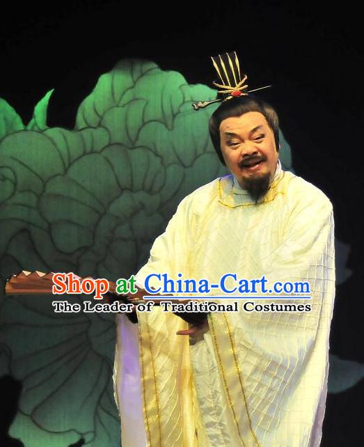 China Ancient Prime Minster Coronet Headwear