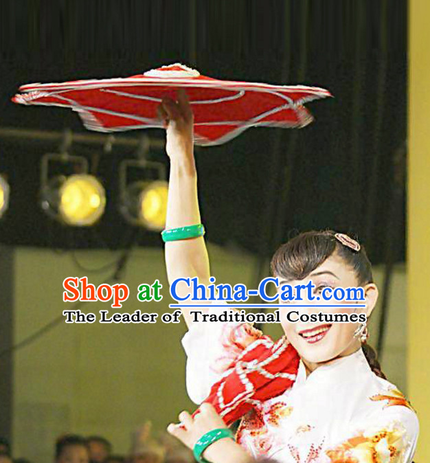 Chinese Classical Dance Black Wigs Hair Accessories Headpiece Headdress