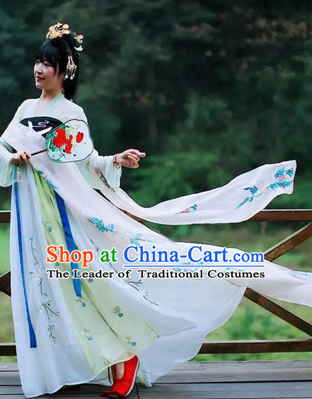 Traditional Chinese Ancient Tang Dynasty Clothing Imperial Wedding Dresses Beijing Classical Chinese Clothing