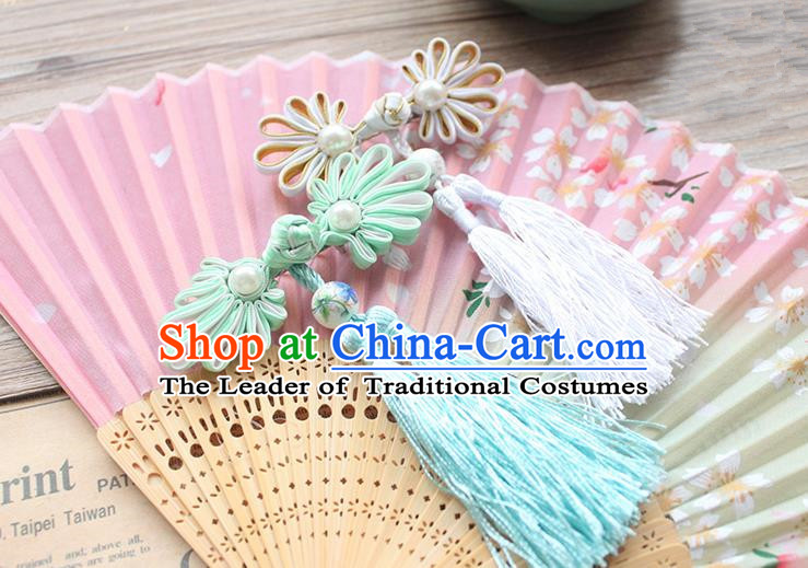 Traditional Classic Women Jewelry Accessories, Traditional Classic Chinese Hanfu Restoring Ancient Brooch for Women