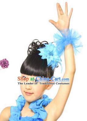 Ancient Style Head Accessories Emperor Head Wear Qi Pao Bride Children Play Stage Show Property
