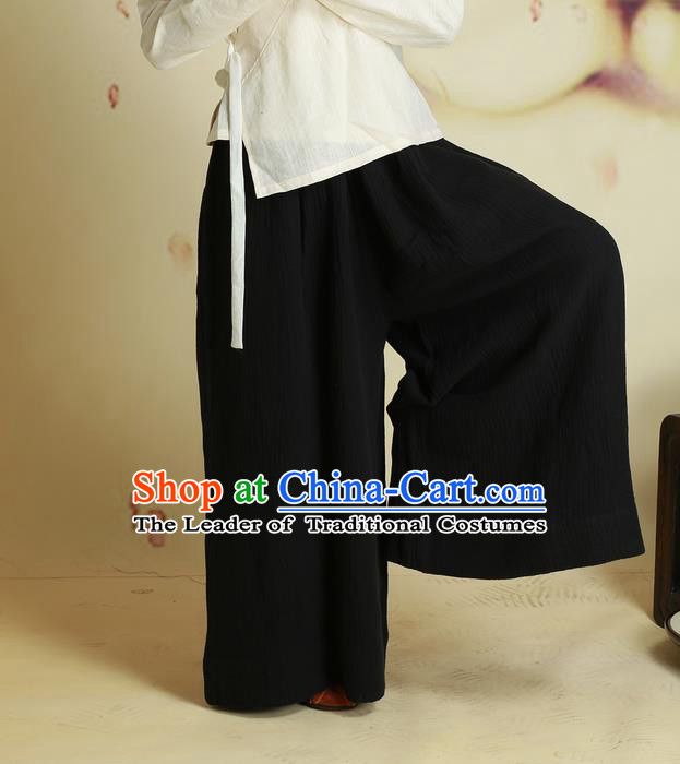 Traditional Chinese Female Costumes,Chinese Acient Clothes, Chinese Tang Suits Pants for Women