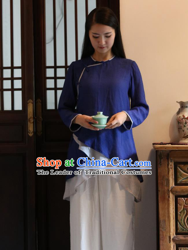 Traditional Chinese Female Costumes, Chinese Acient Hanfu Clothes, Chinese Cheongsam, Tang Suits Plate Buttons Dress for Women