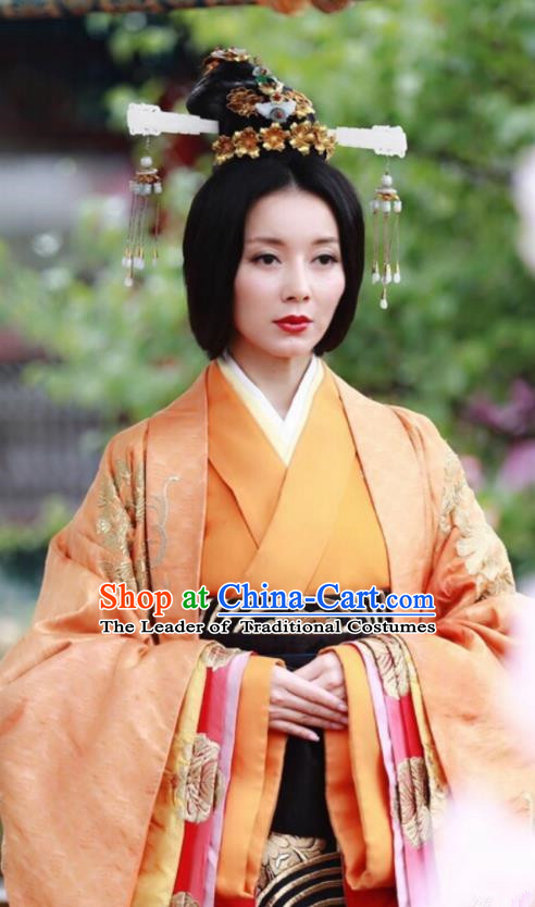 Ancient Chinese Costume Chinese Style Wedding Dress qin Dynasty swordsmen Clothing