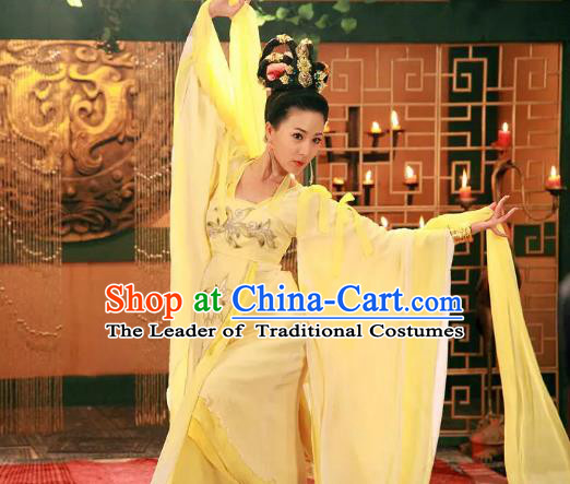 Ancient Chinese Costume Chinese Traditional Dress Southern and Northern Dynasties princess swordsmen Clothing
