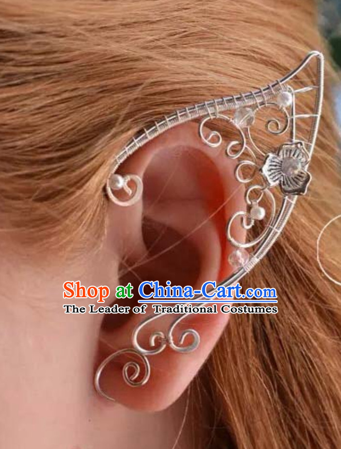 Ice Fantasy Drama Prince Ear Accessories