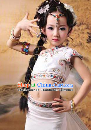 87f8a7b7976b Traditional Children Belly Dance Costume