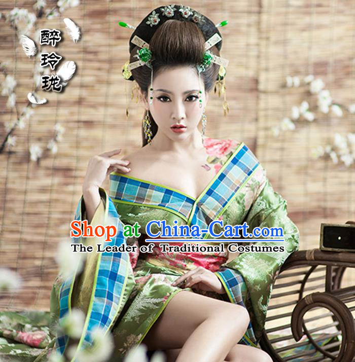 Ancient Chinese Costume Chinese Style Wedding Dress Tang Dynasty Clothing