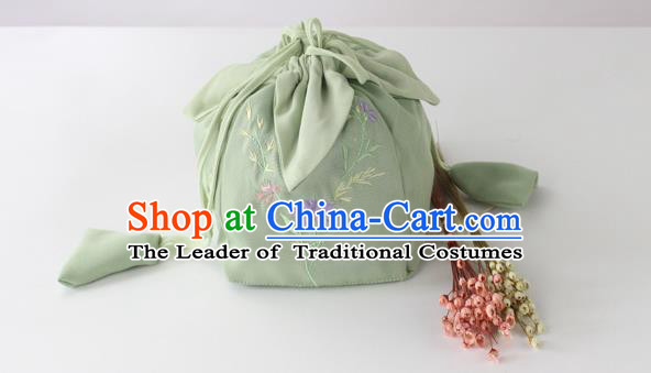 Traditional Ancient Chinese Embroidered Handbags Embroidered Rosemary Bag for Women