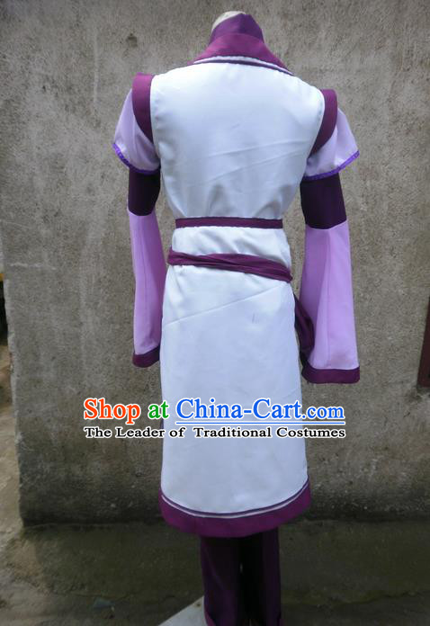 Ancient Chinese Cosplay Cartoon Role Costume Chinese Cos Dress