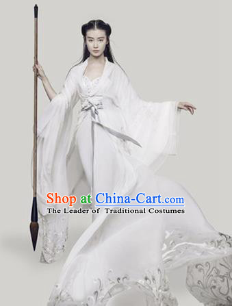 Traditional Ancient Chinese Imperial Emperess Costume, Chinese Tang ...
