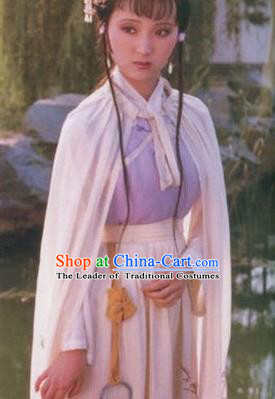 Traditional Ancient Chinese Imperial Princess Costume, Chinese Ming Dynasty Young Lady Dress, Cosplay Chinese Peri Princess Clothing for Women