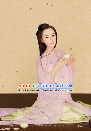 Traditional Ancient Chinese Imperial Princess Costume, Chinese Han Dynasty Young Lady Dress, Cosplay Chinese Imperial Princess Clothing Hanfu for Women