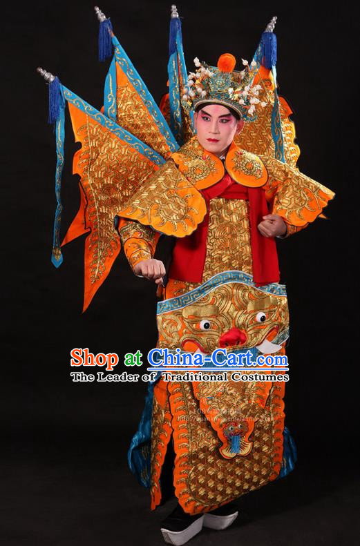 Traditional Beijing Opera Ancient Chinese Young Women Dress Clothing