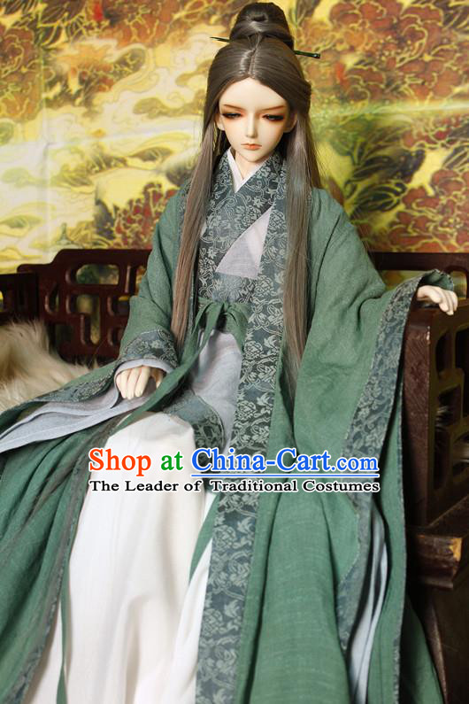 13c6ce7773f2f Ancient Chinese White Fairy Costume Complete Set for Women