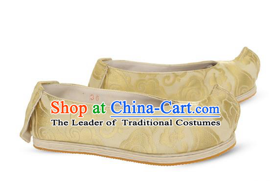 Chinese Ancient Peking Opera Embroidered Shoes Traditional Chinese Beijing Opera Props Boots