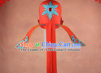 Chinese Ancient Peking Opera Hair Accessories Traditional Chinese Beijing Opera Props Head Ornaments Headwear