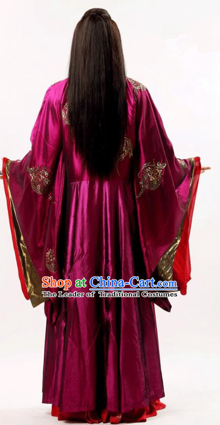 Ancient Chinese Fairy Costume Chinese Style Wedding Dress ancient palace Lady clothing