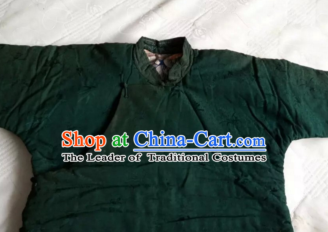 Handmade Old Style Dongbei Province Farmer Origin Winter Jacket