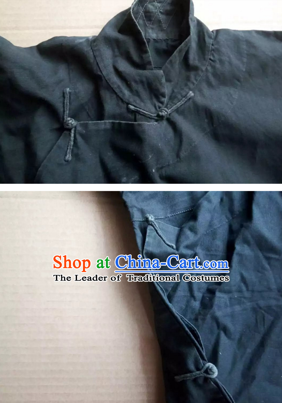 Handmade Old Style Dongbei Province Farmer Shirt