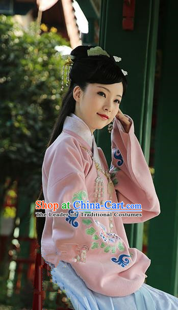 Ancient Chinese Costume hanfu Chinese Wedding Dress Tang Dynasty princess Clothing