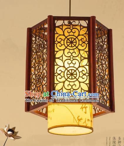 Traditional Chinese Handmade Sheepskin Lantern Palace Lantern China Ceiling Palace Lamp