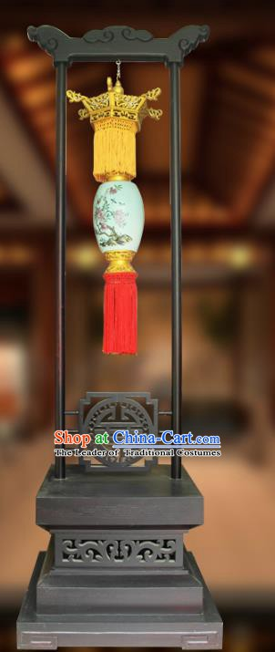Traditional Chinese Handmade Floor Lantern Classical Palace Lantern China Palace Lamp