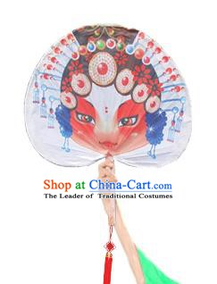Asian Dance Fan China Handmade Classical Fans Stage Performance Fans Dance Props