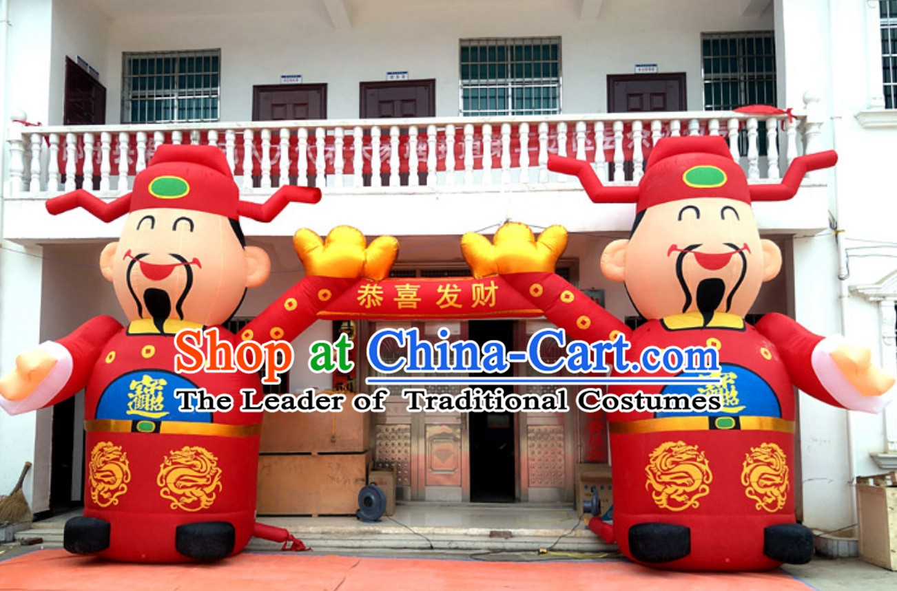Chinese New Year Money God Giant Inflatable