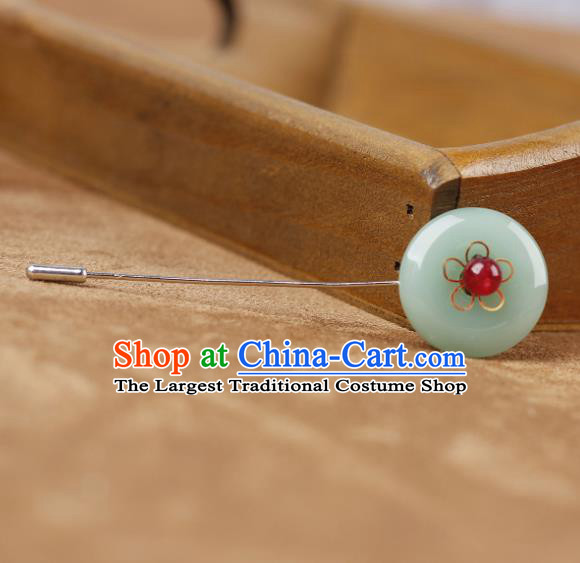 Chinese Ancient Hanfu Jewelry Accessories Traditional Cheongsam Brooch for Women
