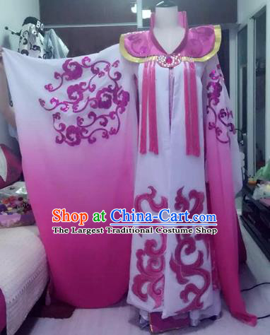 Traditional Chinese Tang Dynasty Imperial Consort Historical Costumes Ancient Embroidered Hanfu Dress for Women