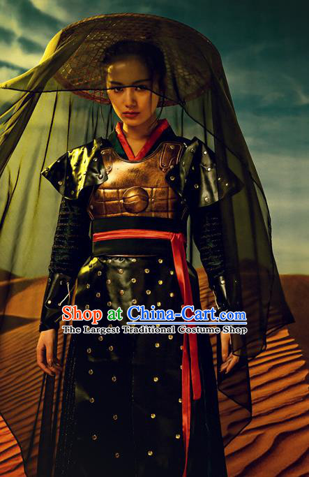 Traditional Chinese Ancient Ming Dynasty Swordswoman Costumes for Women