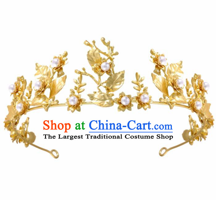 Novelty & Special Use Popular Brand Golden Ancient Hair Clip Vintage Hairpin Vinatge Hair Accessories Chinese Han Dynasty Hair Decoration Warrior Hair Decoration