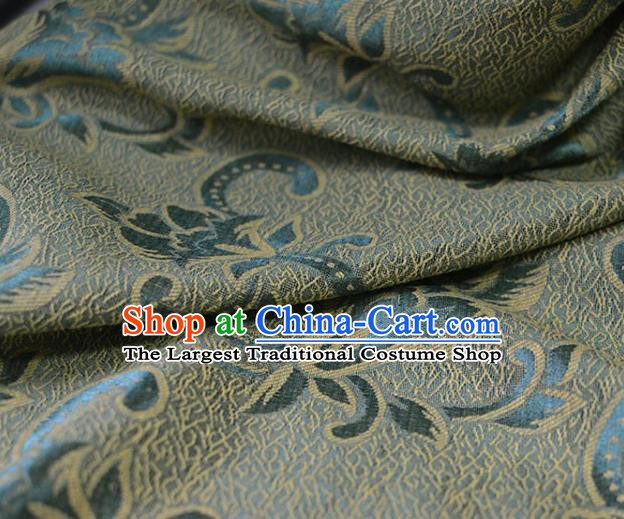 Asian Chinese Fabric Traditional Pattern Design Brocade Fabric Chinese Costume Silk Fabric Material