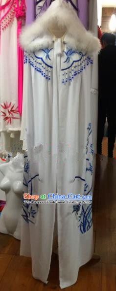 Chinese Traditional Beijing Opera Embroidered Cloak Ancient Palace Princess Costumes for Rich